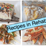 recipes in rehab
