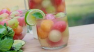Melon Ball Punch (Bottled Summer)