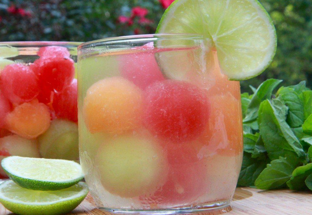 melon ball punch recipe white sangria virgin