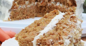Gluten-Free Carrot Cake (Moist & Fluffy)
