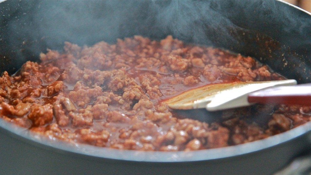 easy hot dog chili recipe