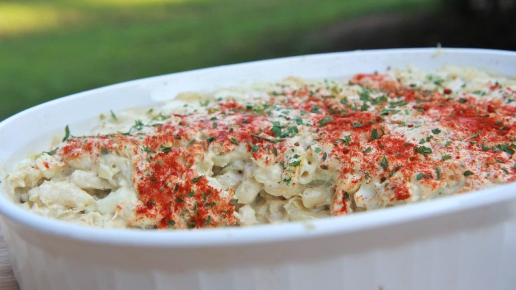 Southern Tuna Macaroni Salad ~ Easy | Divas Can Cook