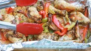 Roasted Pepper Chicken