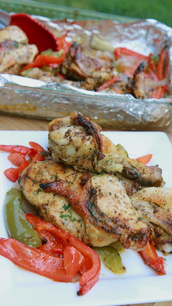 fajita roasted pepper chicken1