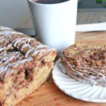 cinnamon sugar quick bread recipe