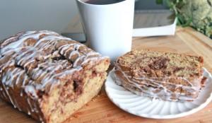 Cinnamon Sugar Quick Bread Recipe Divas Can Cook