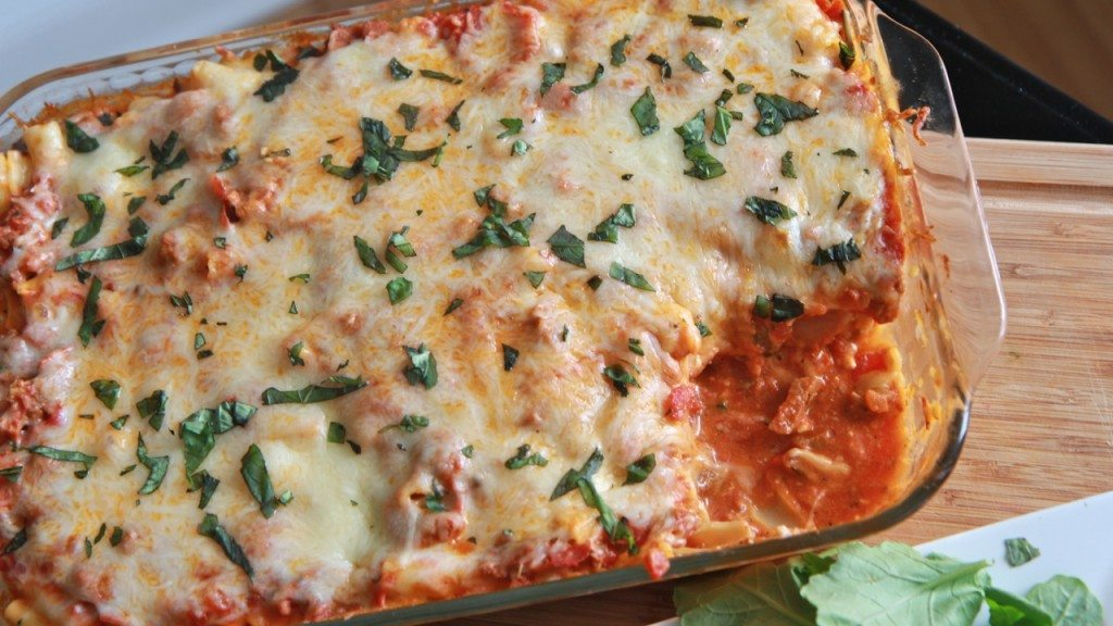 baked ziti recipe 8