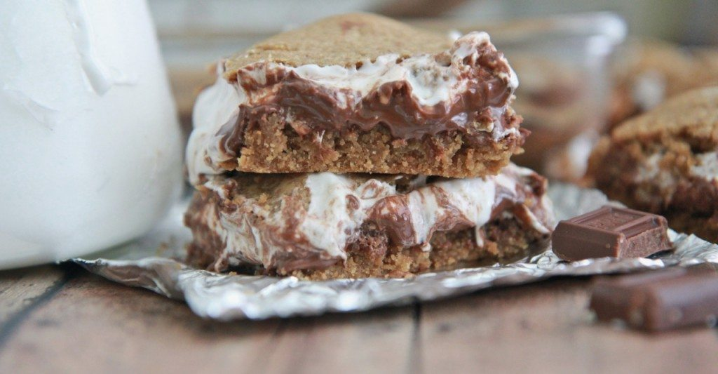 easy baked smores recipe1
