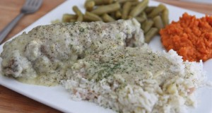 Southern Smothered Baked Turkey Wings