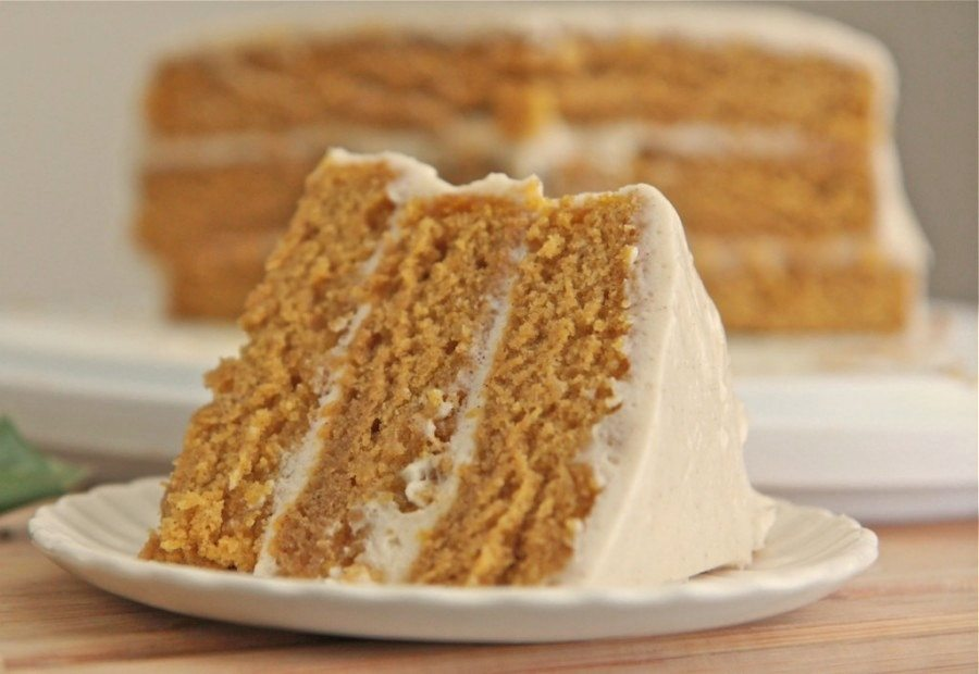 If you've been looking for a homemade pumpkin spice cake recipe that ...