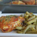 honey mustard chicken thighs baked