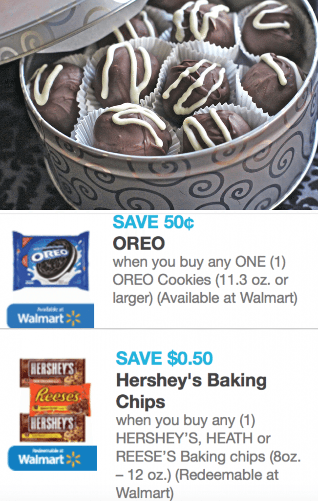 Make & Save: Easy Oreo Truffles!