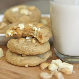 white chocolate macadamia nut cookies recipe