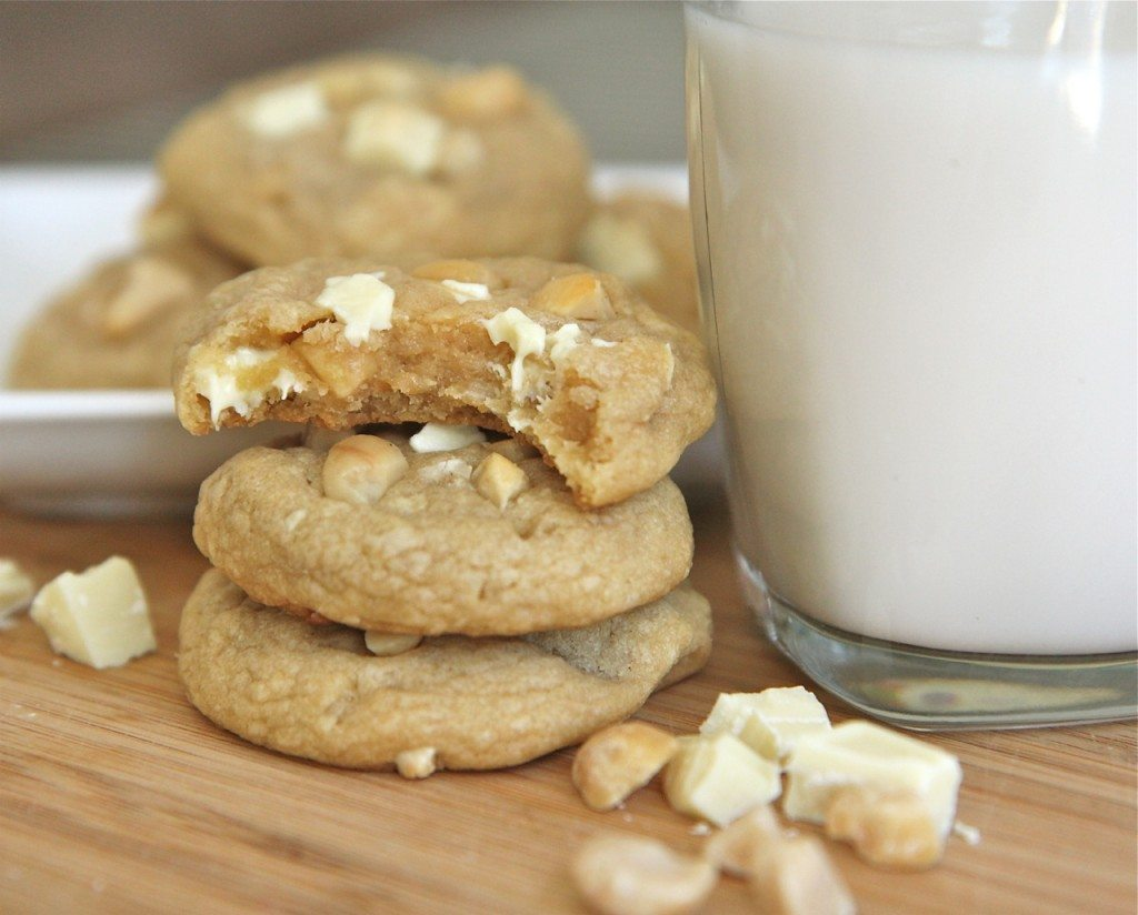 ~Best White Chocolate Macadamia Nut Cookies | Divas Can Cook
