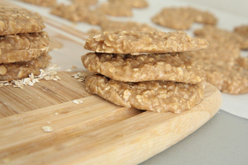 No Bake Cookies With Old Fashioned Oatmeal