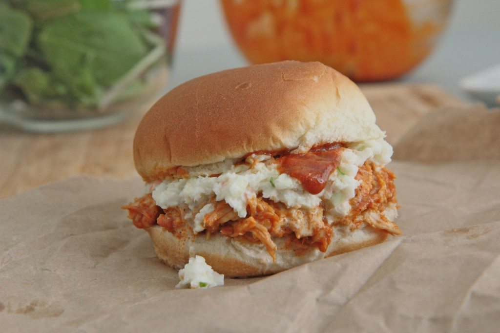 Smoked pulled chicken bbq recipe