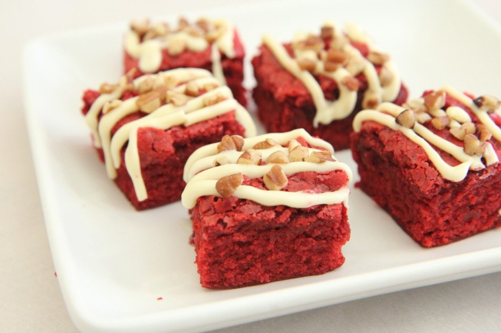 red velvet brownies recipe 7