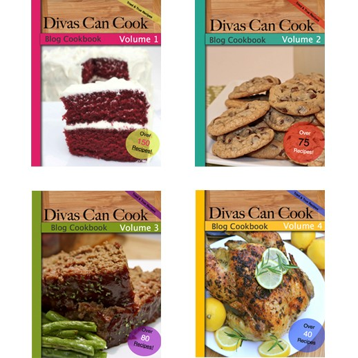 Divas Can Cook | Blog Cookbook Bundle