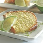 glazed lime pound cake recipe