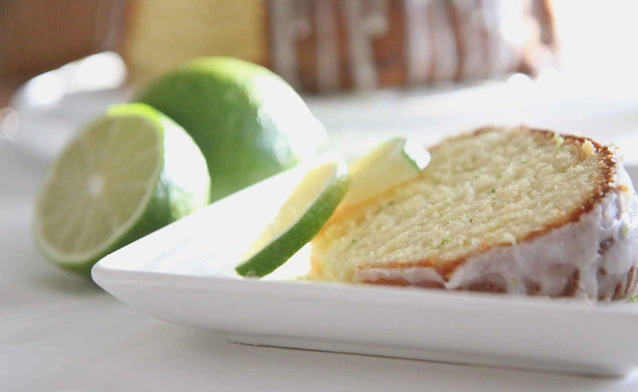 glazed lime pound cake recipe 4