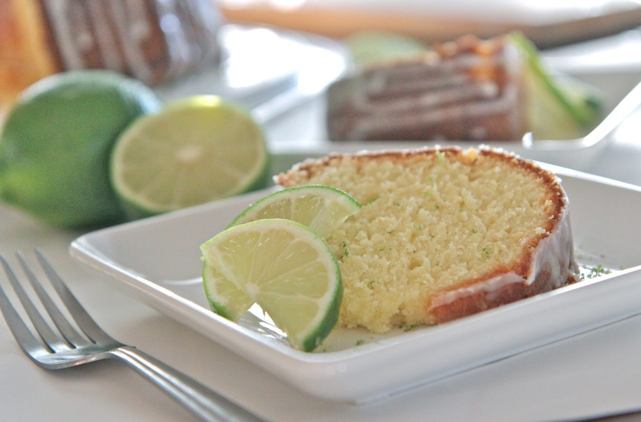 glazed lime pound cake recipe 9