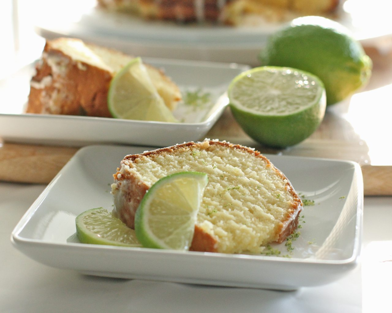 glazed lime pound cake recipe keylime