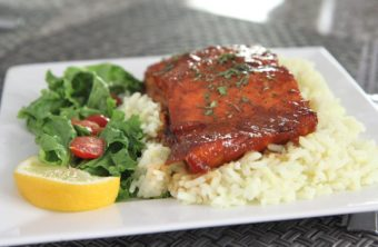 Lemon Cajun Flounder Recipe