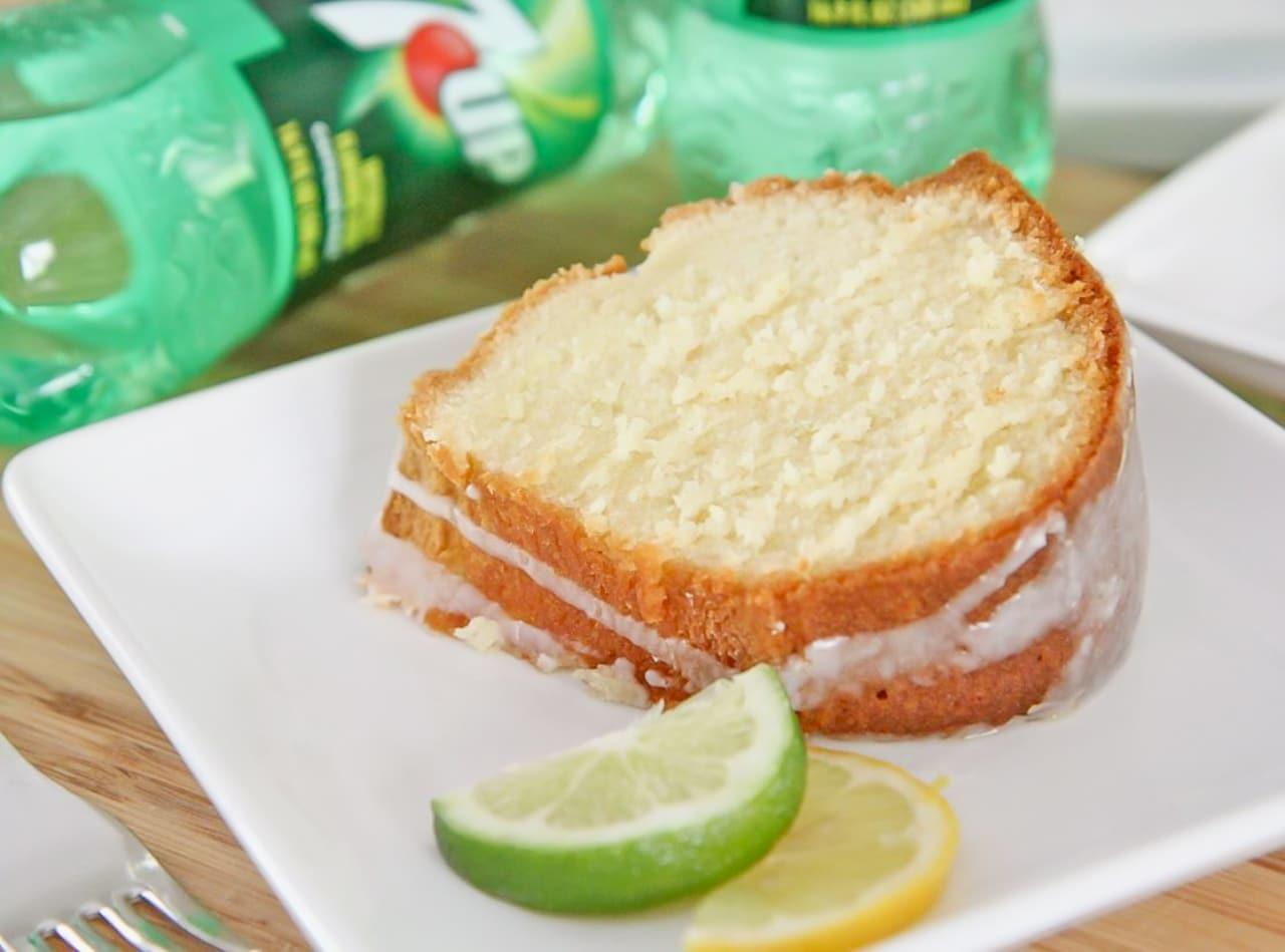 7-Up Pound Cake Recipe