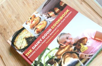 The Dairy Good Cookbook + Cheesy Pasta Dish Recipe + Giveaway!