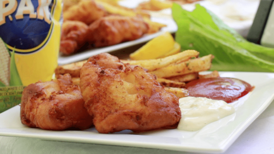 beer battered fish and chips recipe easy