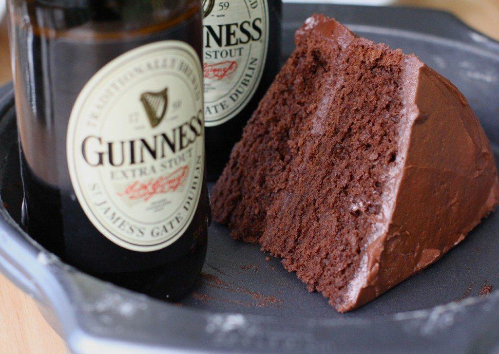 Chocolate And Guinness Cake Recipe