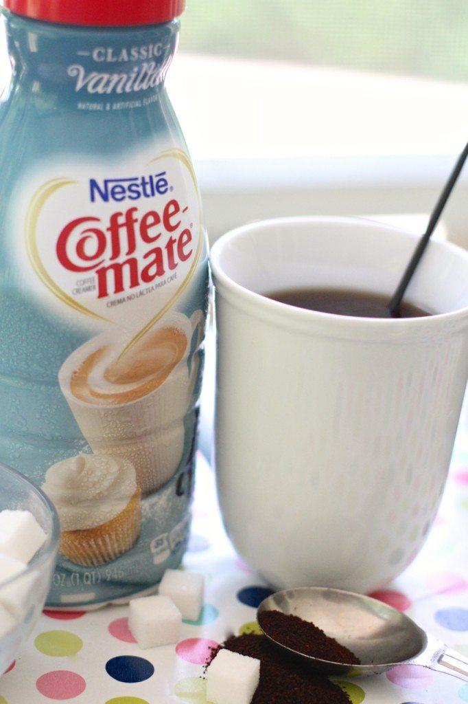 coffee-mate classic vanilla creamer