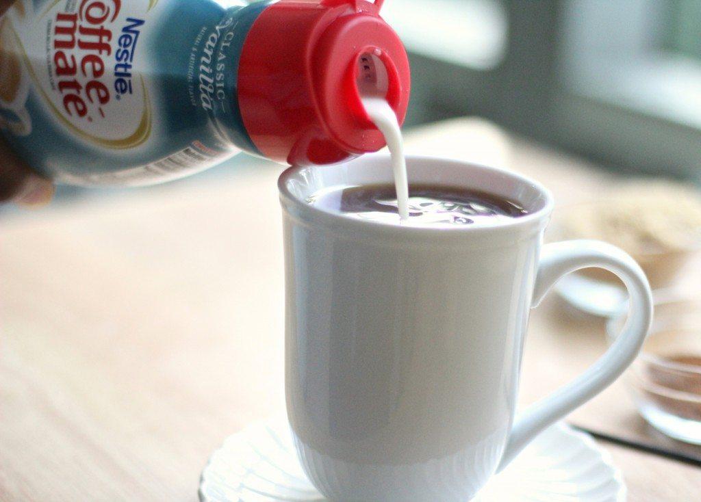 coffee-mate classic vanilla creamer 88