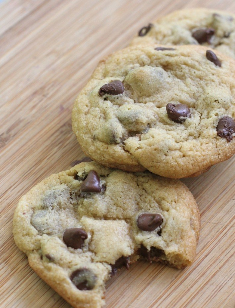 Easy scratch chocolate chip cookie recipe