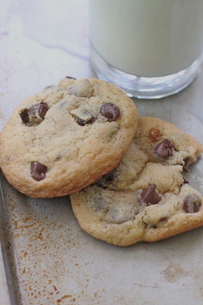 gluten-free chocolate chip cookies recipe homemade