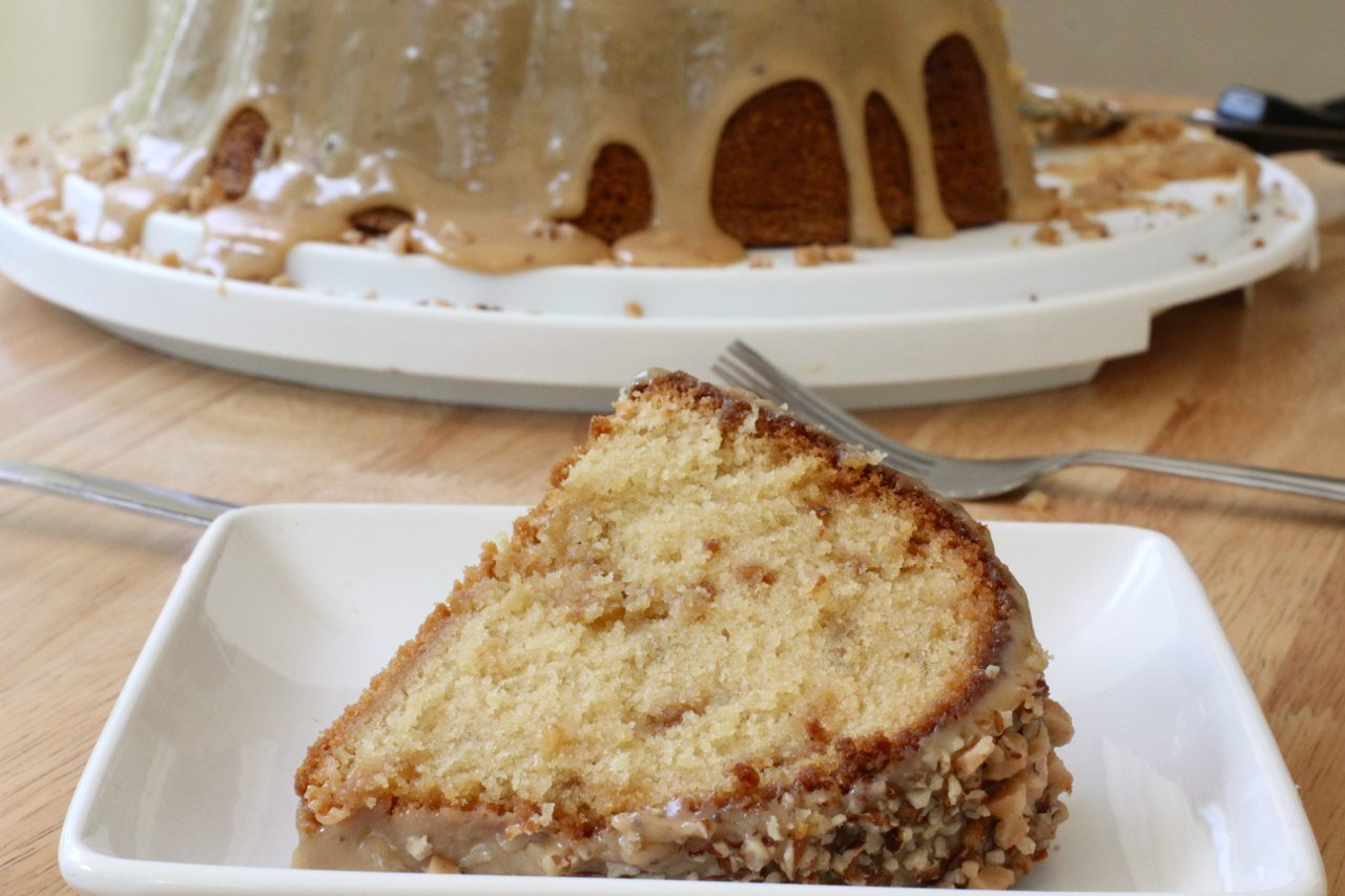 Brown Sugar Pound Cake Icing