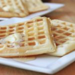 buttermilk waffles recipe homemade