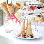 how to create an ice cream buffet 0