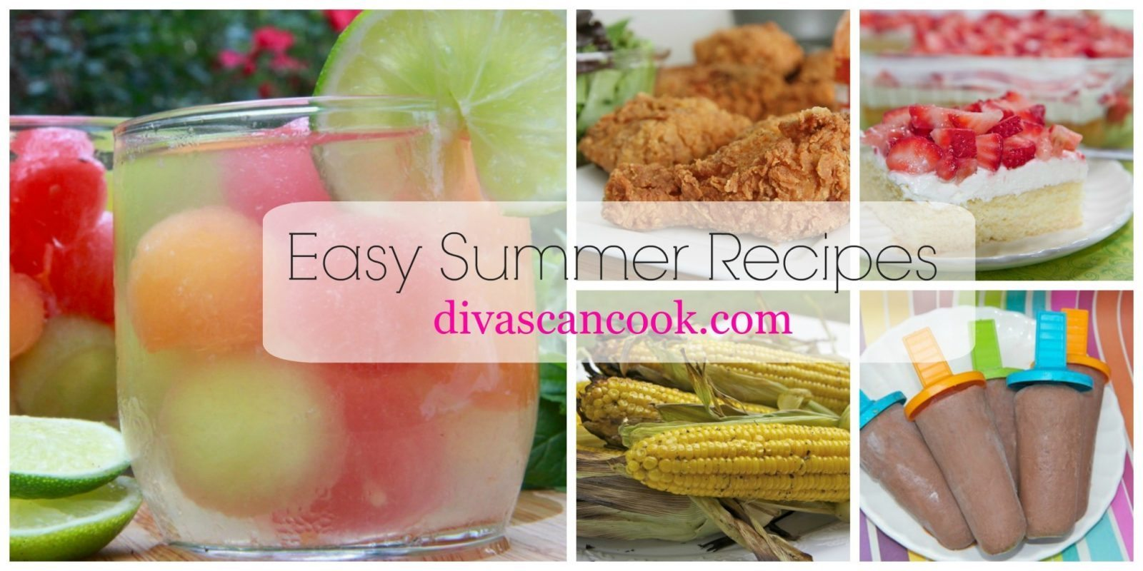 The BEST Summer Recipes!