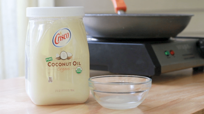 crisco coconut oil