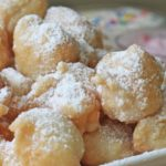 Easy Funnel Cake Bites