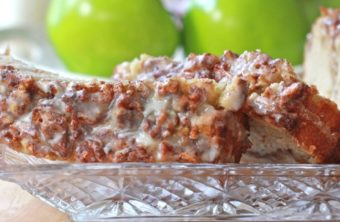 Easy Apple Fritter Bread