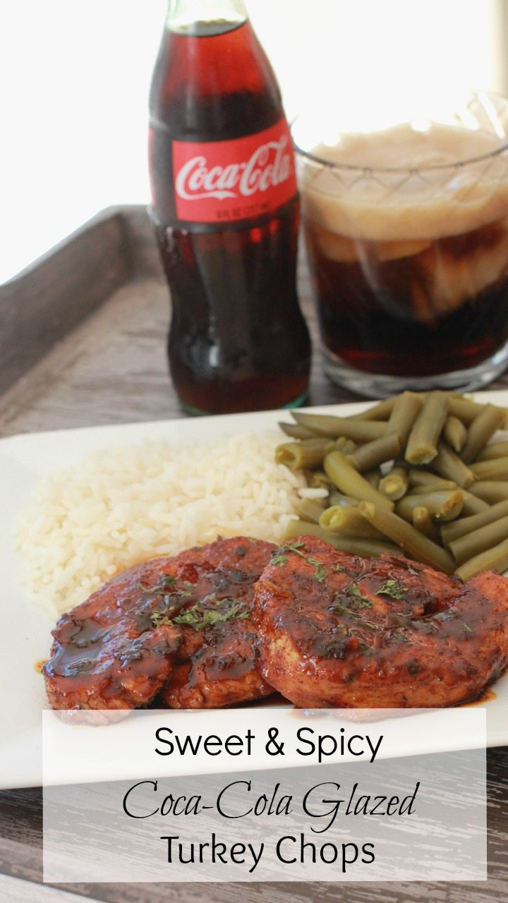 coca-cola turkey chops recipe