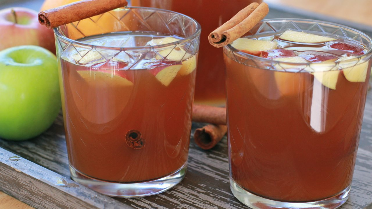 easy apple cider recipe