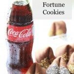 How to Make Chocolate Coca-Cola Fortune Cookies!