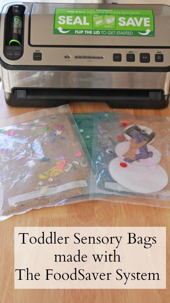 foodsaver sensory bags