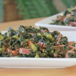 southern soul collard greens recipe