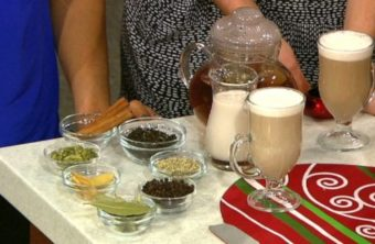 Host a Holiday Tea Party, The Chew Style!