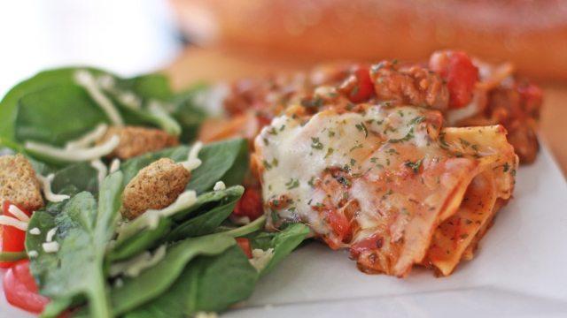 skillet lasagna recipe easy