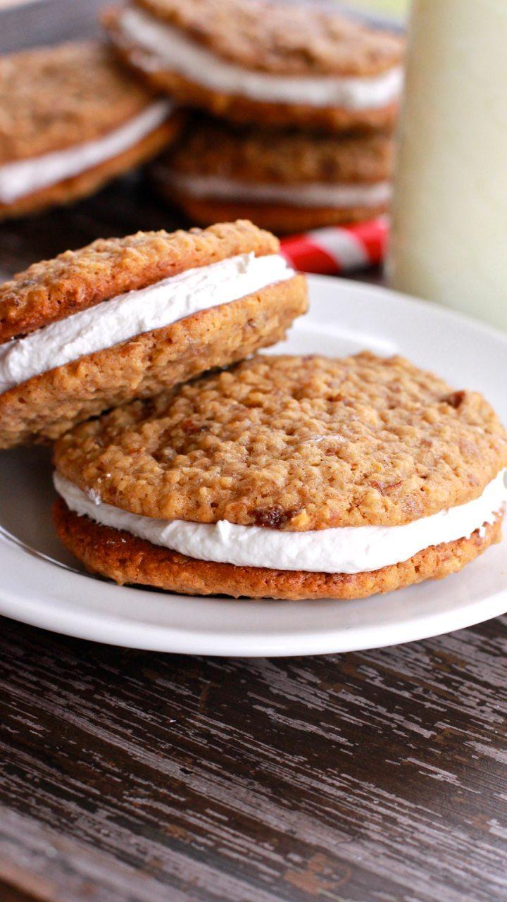 little debbie oatmeal cream pies recipe